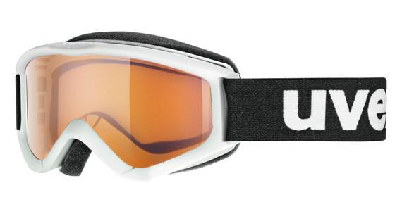 UVEX speedy pro Goggles Børn hvid/sort